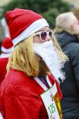 Young Santa — Stock Photo