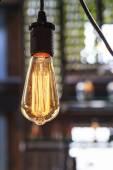 Interior lighting decoration — Stock Photo