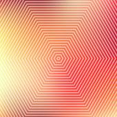 Abstract Orange Gradient Background — Stock Vector