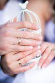 Wedding little things — Stockfoto
