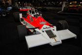 Formula One car McLaren M26, designed by Gordon Coppuck, 1977 — Stock Photo