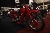 Motorcycle Moto Guzzi Airone, 1956 — Стоковое фото
