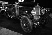 Sports car Sunbeam 30 HP 90, 1927. — Stockfoto