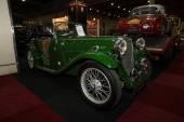 Sports car Singer Nine Le Mans Special Speed, 1935 — Stockfoto