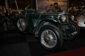Sports car Bentley 4,5 Litre, owned by Rivers Fletcher — Stock Photo