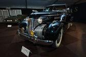 Full-size luxury car Cadillac Series 75 Imperial Sedan, 1939 — Stock Photo