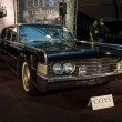 Presidential limousine Lincoln Continental, 1965 — Stock Photo #65824205