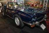 Sports car Aston Martin V8 Volante, 1979 — Stock Photo