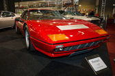 Sports car Ferrari Berlinetta Boxer BB512i, 1983. — Stock Photo