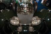 Race car Bentley, circa 1920-1930. — Stock Photo