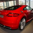 Постер, плакат: Showroom Sports car Audi TT 2 0 T quattro 2014