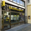 The branch of Raiffeisen Bank — Foto de Stock   #68757185