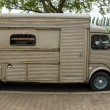 Постер, плакат: Three vans Citroen H Van HY 72