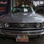 Постер, плакат: Pony car Ford Mustang first generation