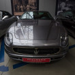 Постер, плакат: A luxury coupe Maserati 3200 GTA Tipo 338
