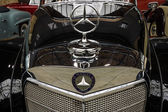 Fragment of a limousine Mercedes-Benz 300 S Cabriolet (W 188 I), 1953 — Stock Photo