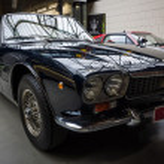 ������, ������: Sports car Maserati Kyalami Tipo 129