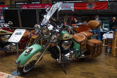 Motorcycle Indian Chief Classic — 图库照片