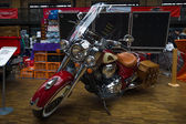 Motorcycle Indian Chief Vintage — 图库照片