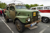 Military vehicles Volvo TP21 — 图库照片
