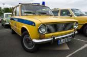 The Soviet police car VAZ 2101 — ストック写真