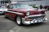 Full-size car Chevrolet Bel Air (Second generation) — Stock fotografie