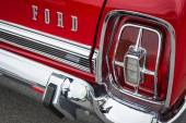 Stoplight of a full-size car Ford Galaxie XL — Stock fotografie