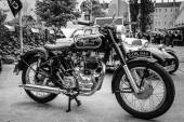 Motorbike Royal Enfield Bullet 500 Classic — Stock Photo