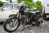 Motorbike Royal Enfield Bullet 350 Classic — Stock Photo
