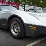 Постер, плакат: Sports car Chevrolet Corvette Stingray Coupe