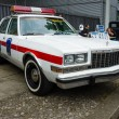 Постер, плакат: Mid size car of the fire department Dodge Diplomat