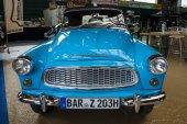 Vintage car Scoda Felicia, 1959 — Stock Photo