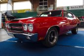Mid-size car Chevrolet Chevelle SS3454 Hardtop Coupe — Stock Photo