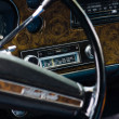 Постер, плакат: Cabin of the personal luxury car Chevrolet Monte Carlo