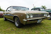 Mid-size car Chevrolet Chevelle (First generation) — Stock Photo