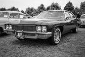 Full-size luxury car Buick LeSabre Sedan (Fourth generation), 1971 — Stock Photo