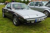 Sports car Bertone X1-9 (Fiat X1-9), 1984 — Stock Photo