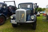 Truck Daimler-Benz LAF 311-36, 1958 — Stock Photo