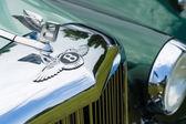 罩装饰一辆全尺寸豪华轿车宾利 s1 — 图库照片
