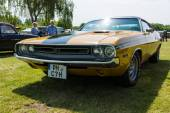Mid-size pony car Dodge Challenger, 1974 — Stock Photo