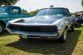 中型车福特大牧场主 gt 1970 — 图库照片
