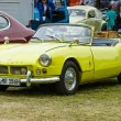 Постер, плакат: Sports car Triumph Spitfire 4 Mark I