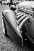 片段的老爷车奥本 852 轿跑. — 图库照片