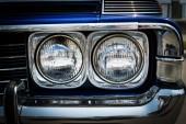 Headlight. — Stock Photo