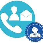 Call button doctor — Stock Vector #57137587