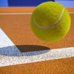 Tennis point — Stock Photo #58426735