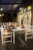 レストラン — ストック写真