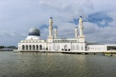 Sabah Mosque — Stock Photo