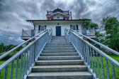 Roanoke River Lighthouse — 图库照片