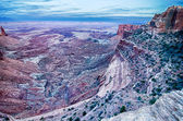 Canyonlands National park Utah — Stock Photo